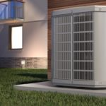 Heat Pump Out Door Unit