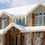 Ice Dams on new home